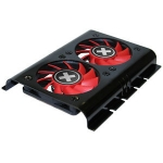 XILENCE DUAL FAN HDD COOLER