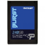 PATRIOT BURST SSD 2.5 SATA3 -  240GB