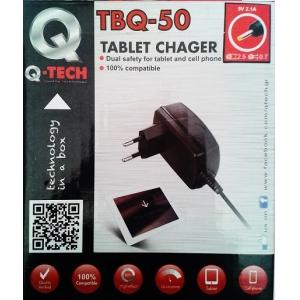 Q-TECH TBQ-50 Tablet Charger
